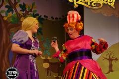 Rapunzel + Dame