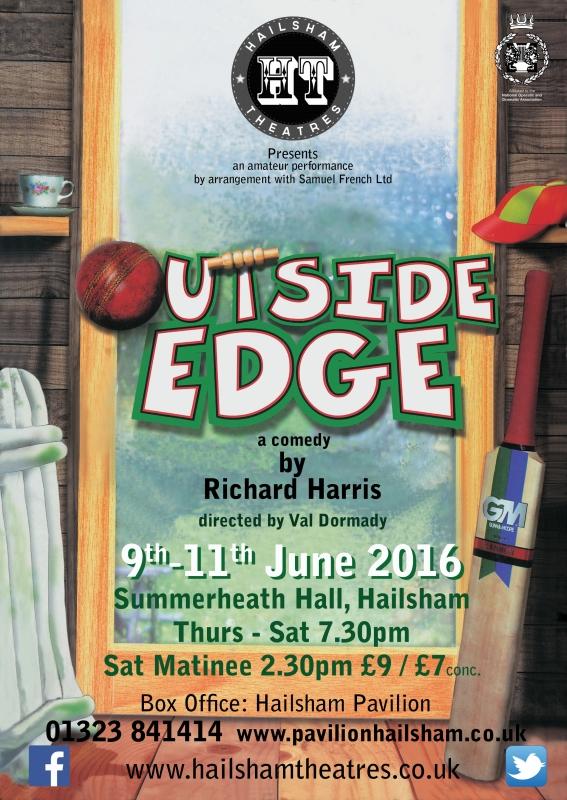 Oustside Edge Poster